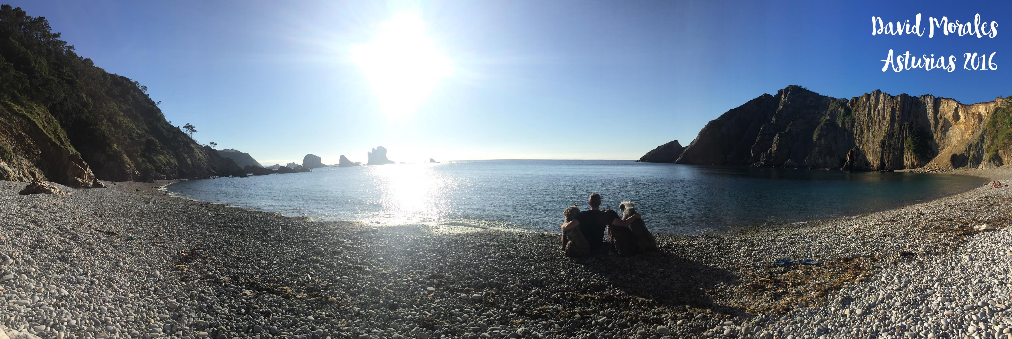 Playa del Silencio Asturias 2016